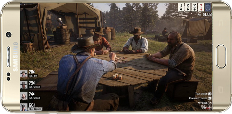 Red Dead Redemption 2 - Android/iOS